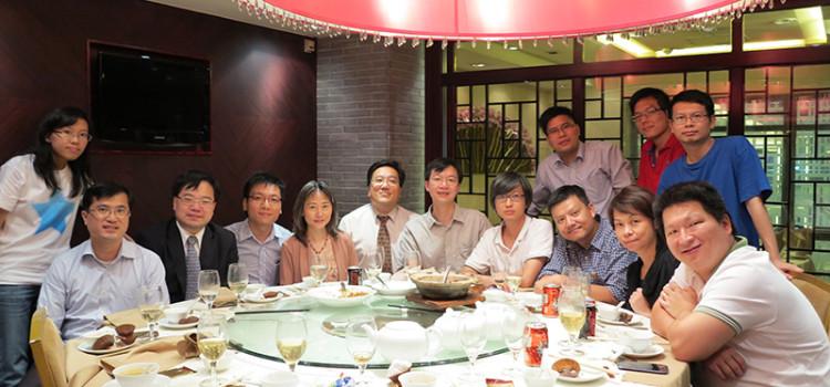 Alumni in IMC