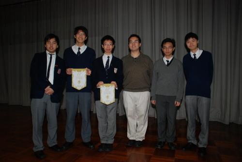 Alumni Assembly on Jan 22, 2010