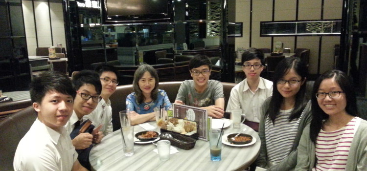 Alumni mentorship for F6