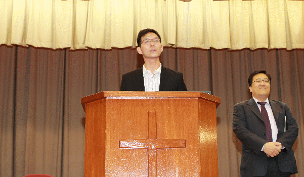 Nov 28 2012 AA Sharing in Day 4 Assembly