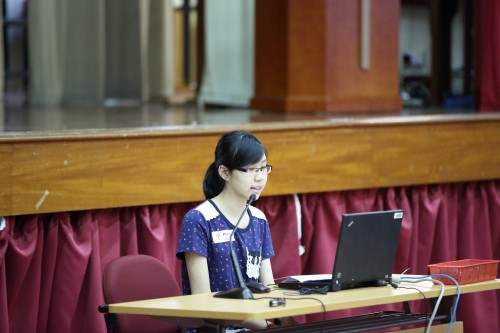 Alumna articulating from non-Jupas AD to degree
