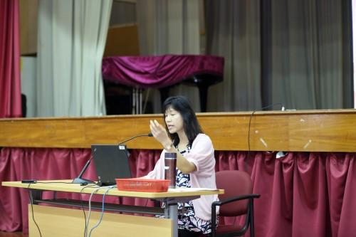 Career Teacher Ms Wong