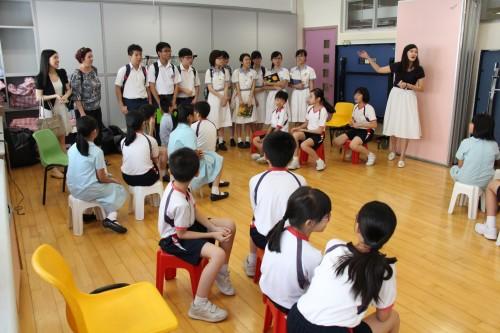 Cover_TST & Wo Che Lutheran School