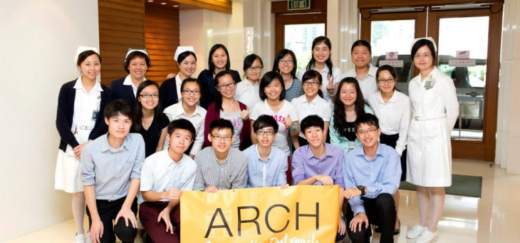 ARCH Community Outreach Careers Programme 2014