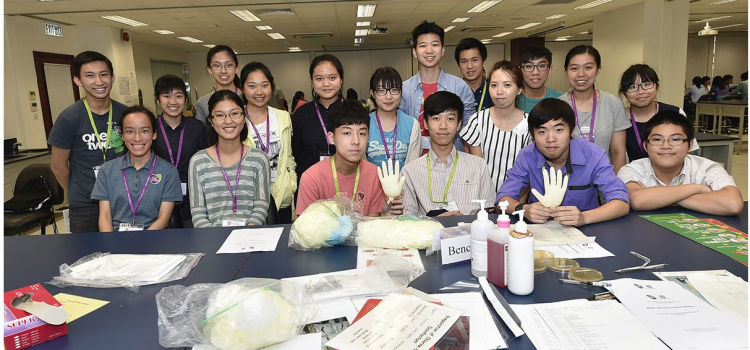 Web post 2014-15 CUHK med Summer SCAP