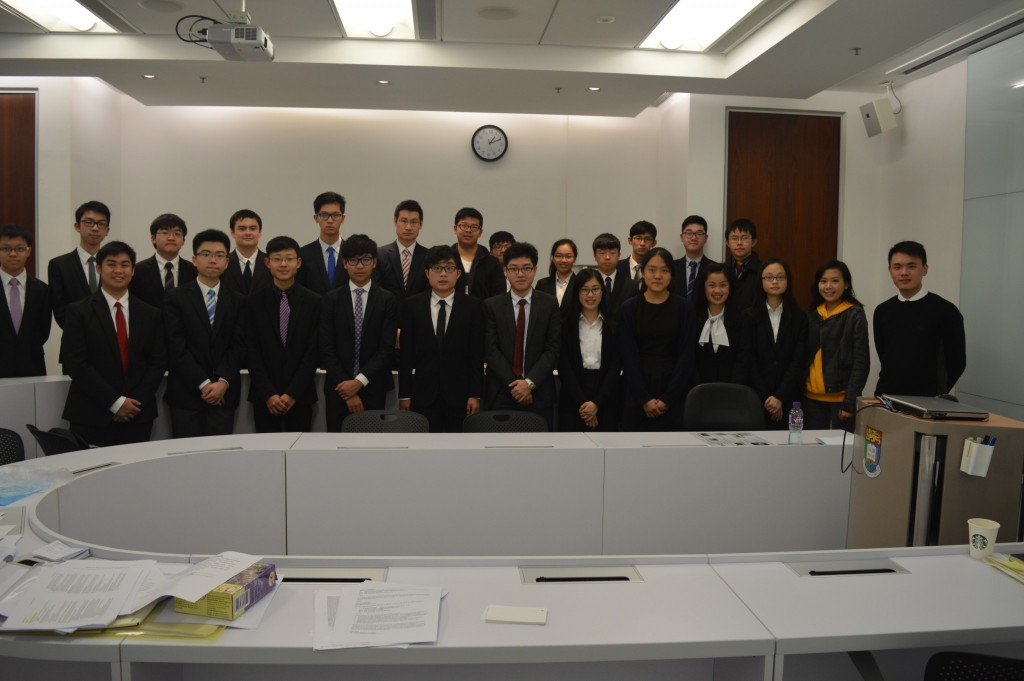 The Mock Trial