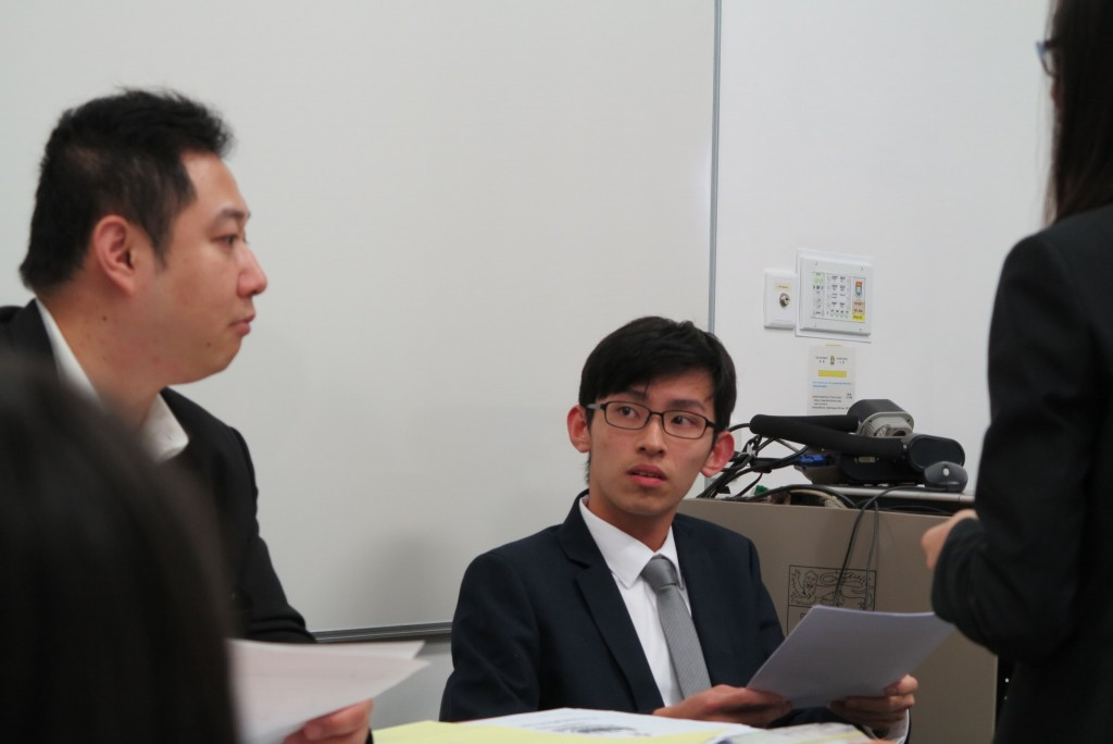 Mock Trial matches (1)