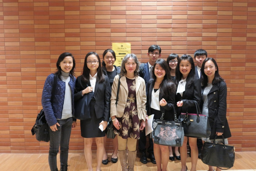Mock Trial matches
