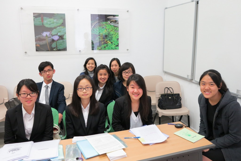Mock Trial matches (11)