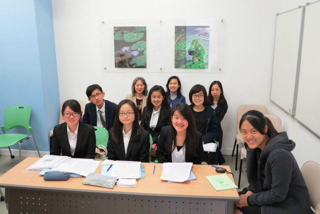 Mock Trial matches (12)