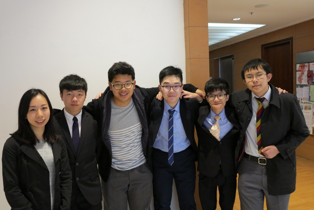 Mock Trial matches (14)