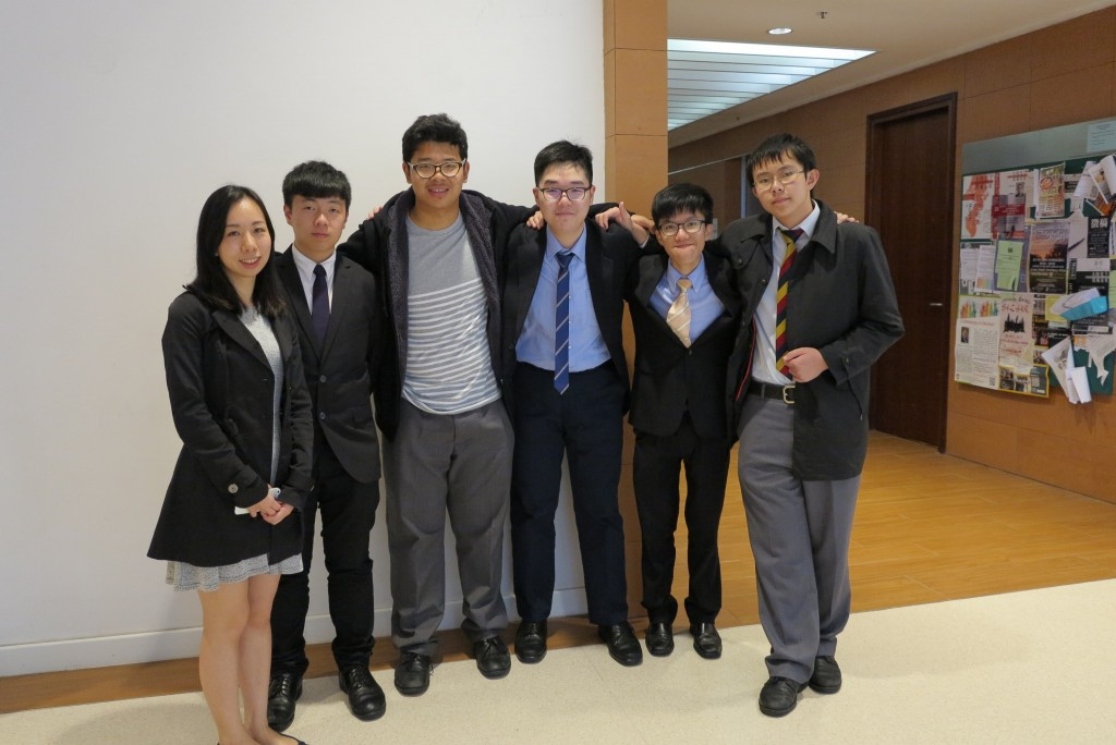 Mock Trial matches (15)
