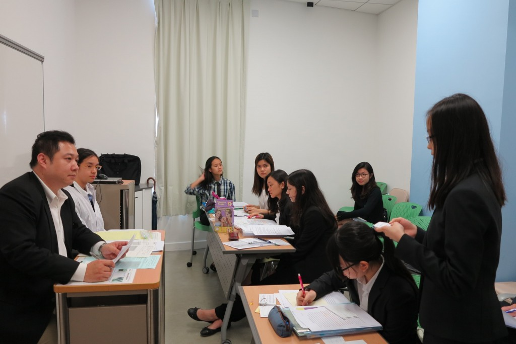 Mock Trial matches (16)