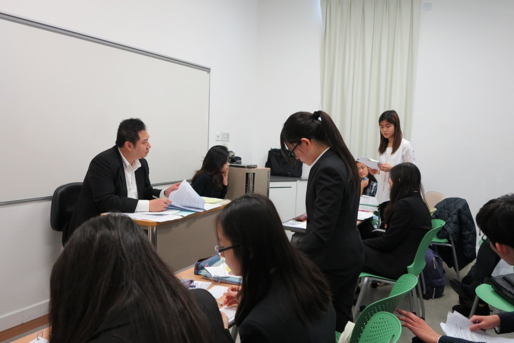 Mock Trial matches (19)
