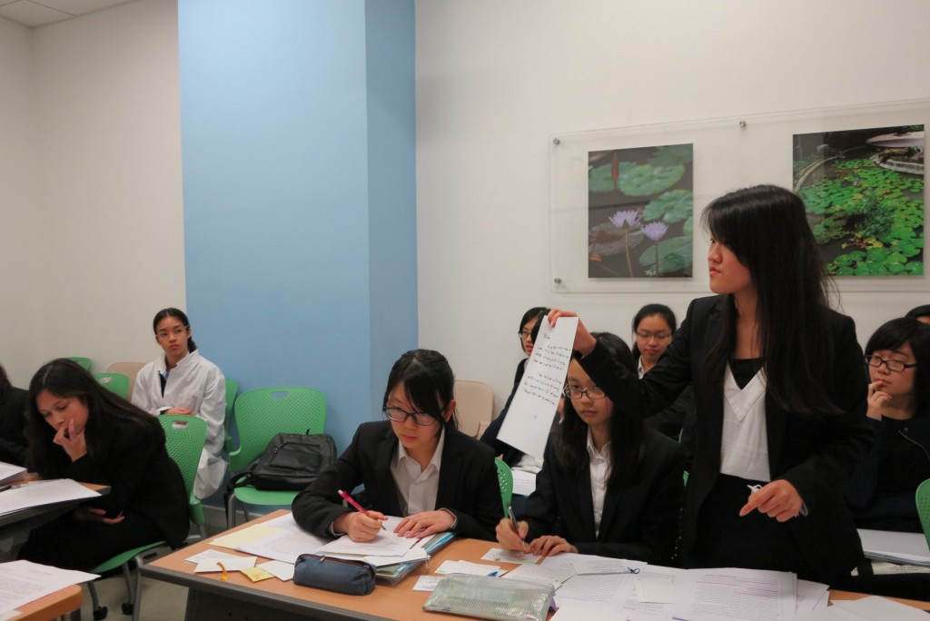 Mock Trial matches (20)