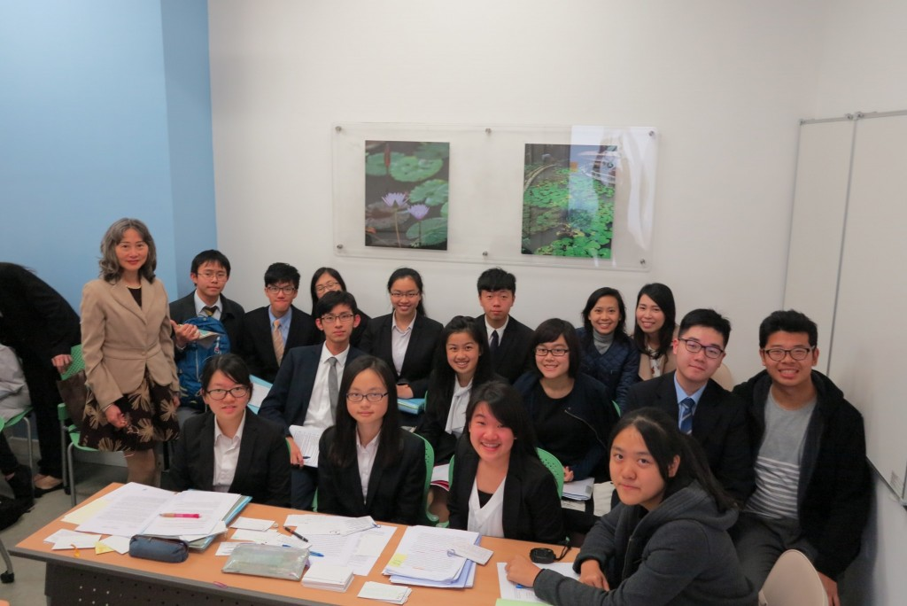 Mock Trial matches (21)
