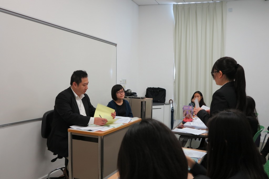 Mock Trial matches (22)