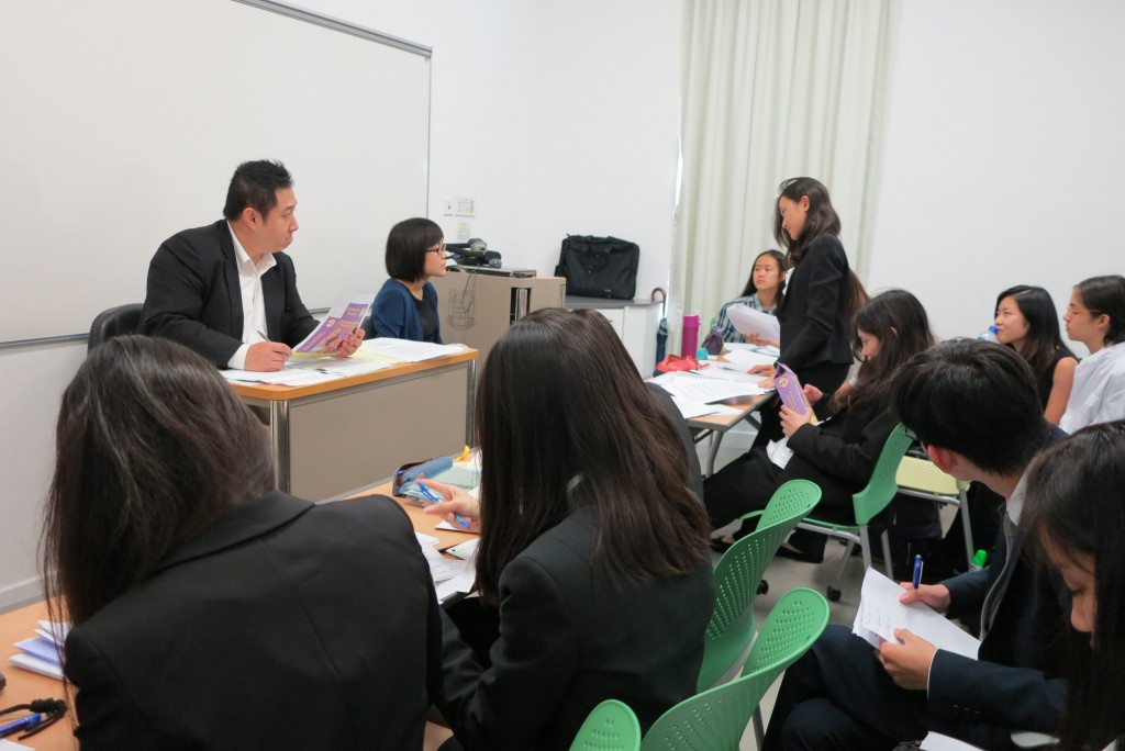 Mock Trial matches (23)