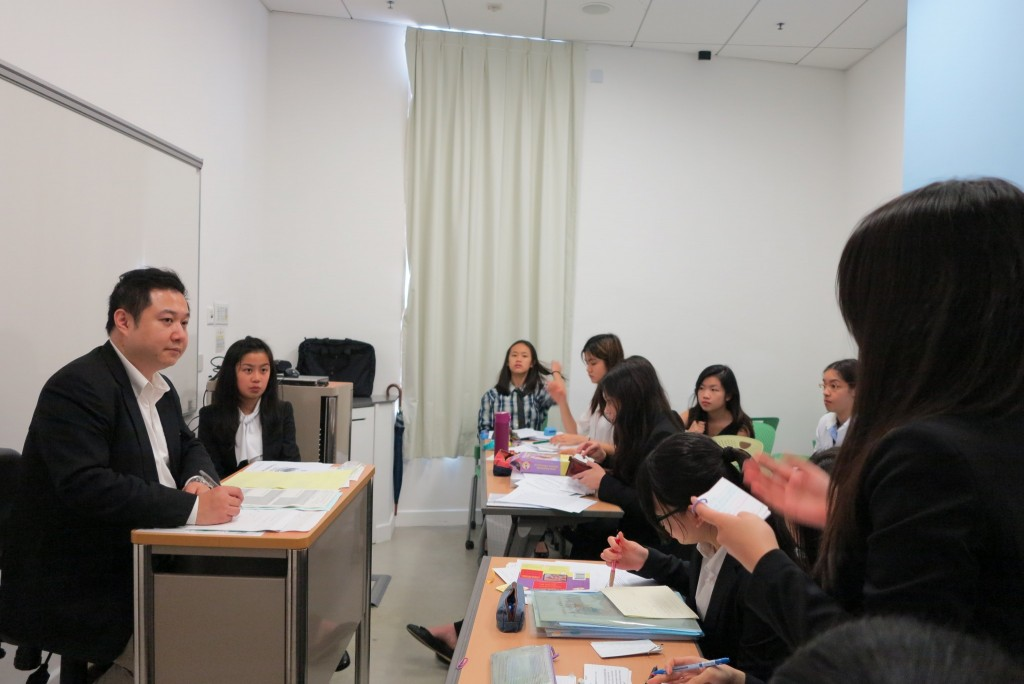 Mock Trial matches (24)