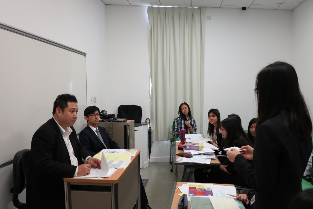 Mock Trial matches (25)
