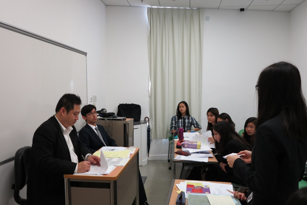 Mock Trial matches (26)