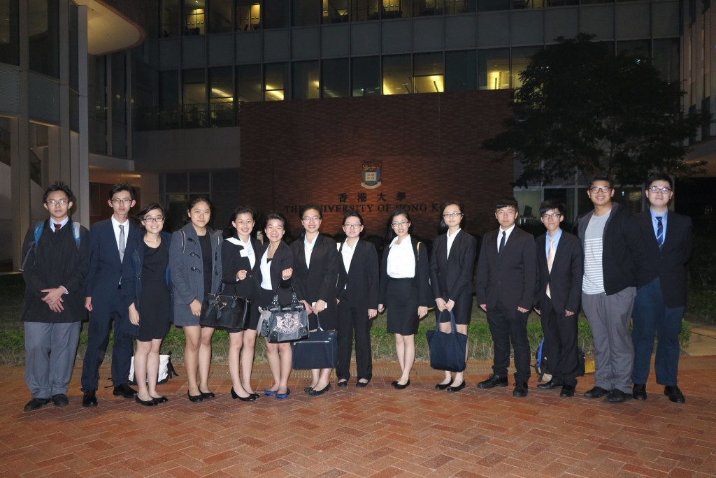 Mock Trial matches (5)