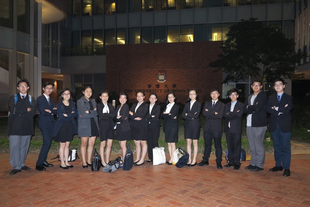Mock Trial matches (6)