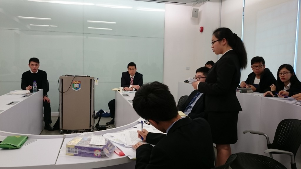 Mock Trial matches (7)