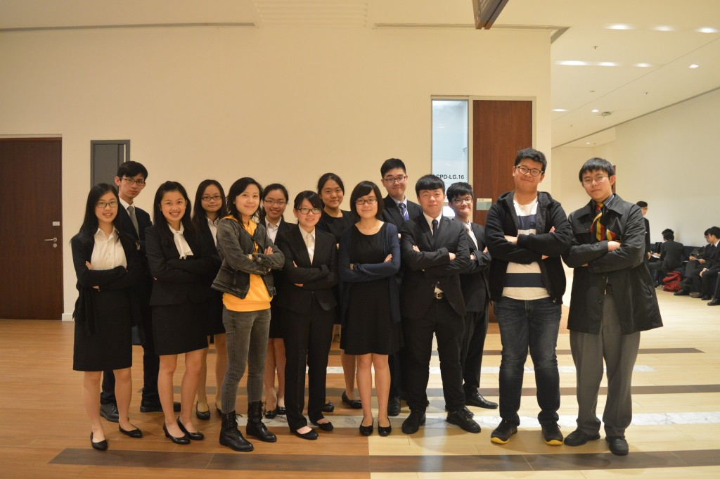 Mock Trial matches (8)