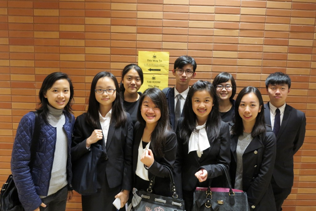 Mock Trial matches (9)
