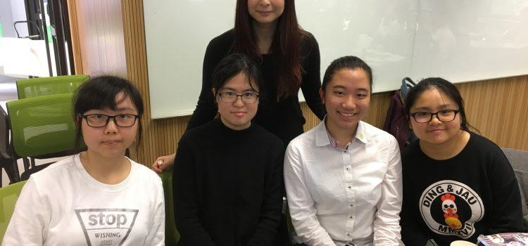 HKACE X IET Girls STEM 4 Girls Program – IET Faraday