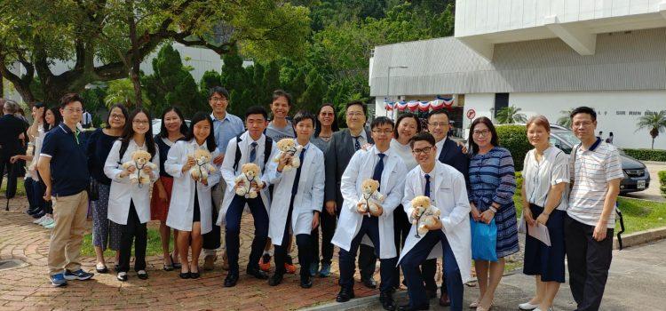 White Coat Inauguration Ceremony for Medical Freshmen 2018