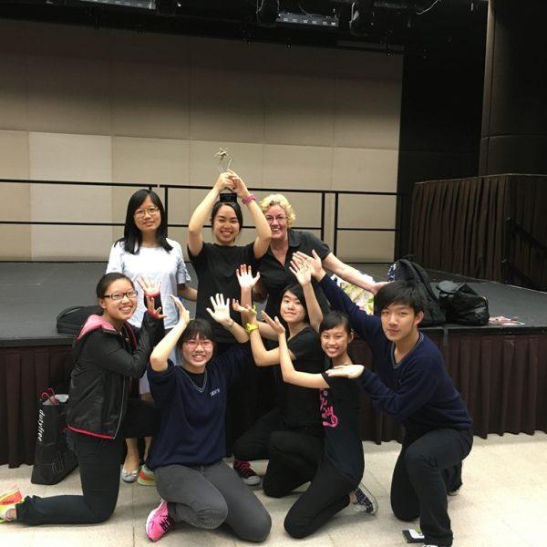 Improvised Drama Competition
