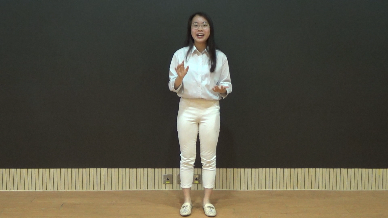 """The """"21st Century Cup"""" National English Speaking Competition (Hong Kong Region)"""