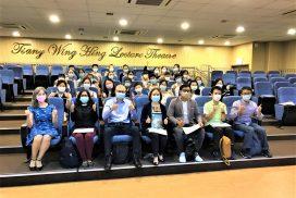 Alumni at SKHTST Toastmasters Youth Leadership Program (YLP) – Summer Workshop